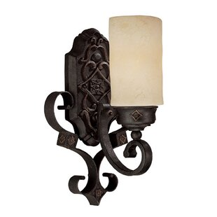 Find a By rd 1-Light Candle Wall Light By Fleur De Lis Living