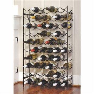 Red Barrel Studio Joye Cellar 60 Bottle Floor Wine Bottle Rack