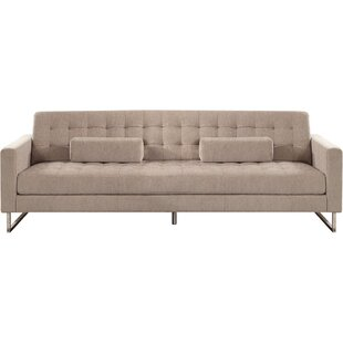 Porter Buttonless Tufted Sofa and Chair
