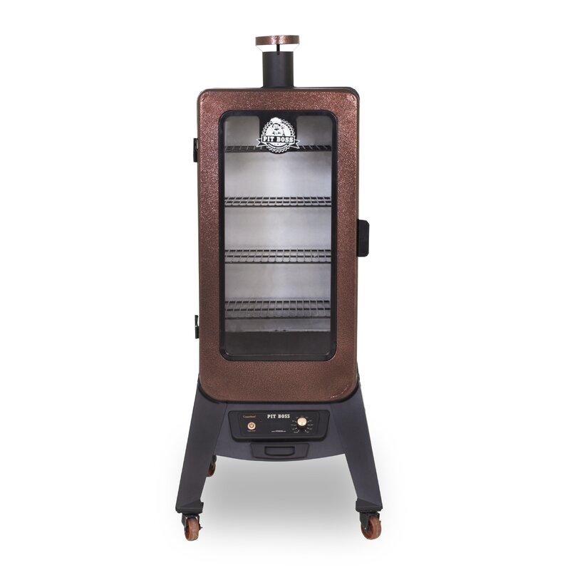 Pit Boss Vertical Digital Pellet Electric Smoker & Reviews ...