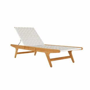 Juul Reclining Sun Lounger By Apple Bee®
