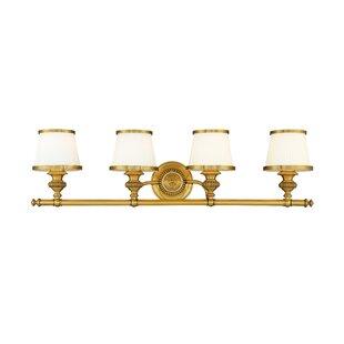 Astoria Grand Petronella 4-Light Vanity Light