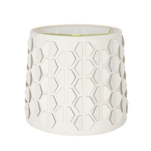 Transitional 10.50 Paper Empire Lamp Shade