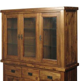 Lolita 3 Door Standard Dresser Top Display Cabinet By Union Rustic