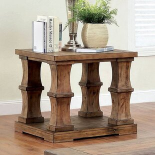 Mcmurtry End Table by Gracie Oaks 2019 Coupon