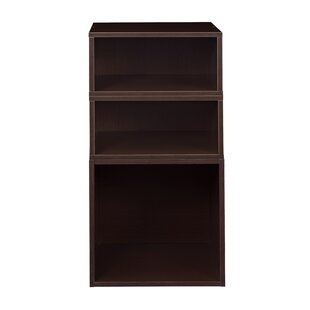 Shop For Chastain Standard Bookcase by Rebrilliant
