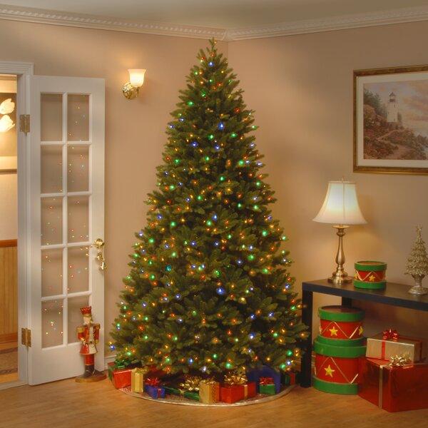 Danish Christmas Trees: National Tree Co. 7.5' Green Scandinavian Fir Artificial