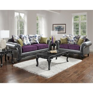 Deals Elsa Configurable Living Room Set by Chelsea Home Reviews (2019) & Buyer's Guide