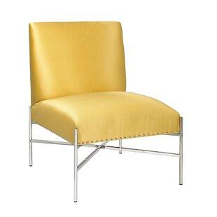 Orren Ellis Bethea Slipper Chair