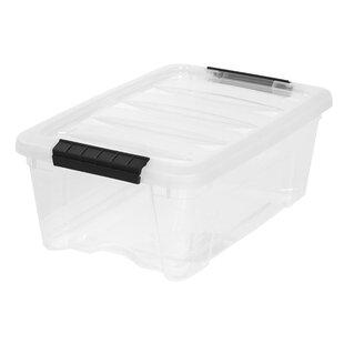 Top Stack & Pull™ 12.9 qt Plastic Box ByIRIS USA, Inc.