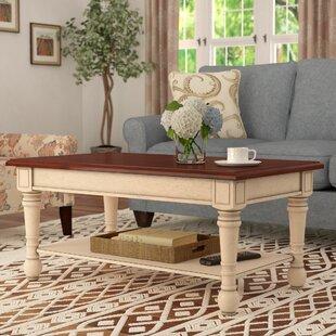 Three Posts Hochstetler Classic 3 Piece Coffee Table Set
