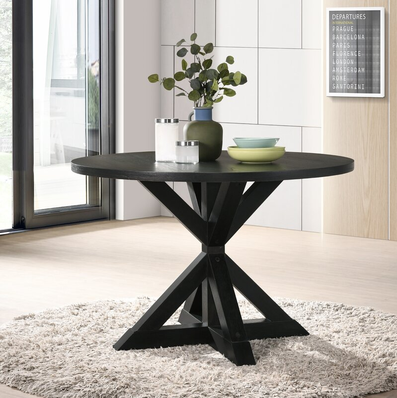 Round Hill Leonile Dining Table   Item# 12393