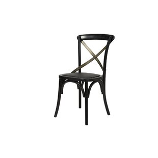Leff Bistro Dining Chair (Set of 2) Gracie Oaks