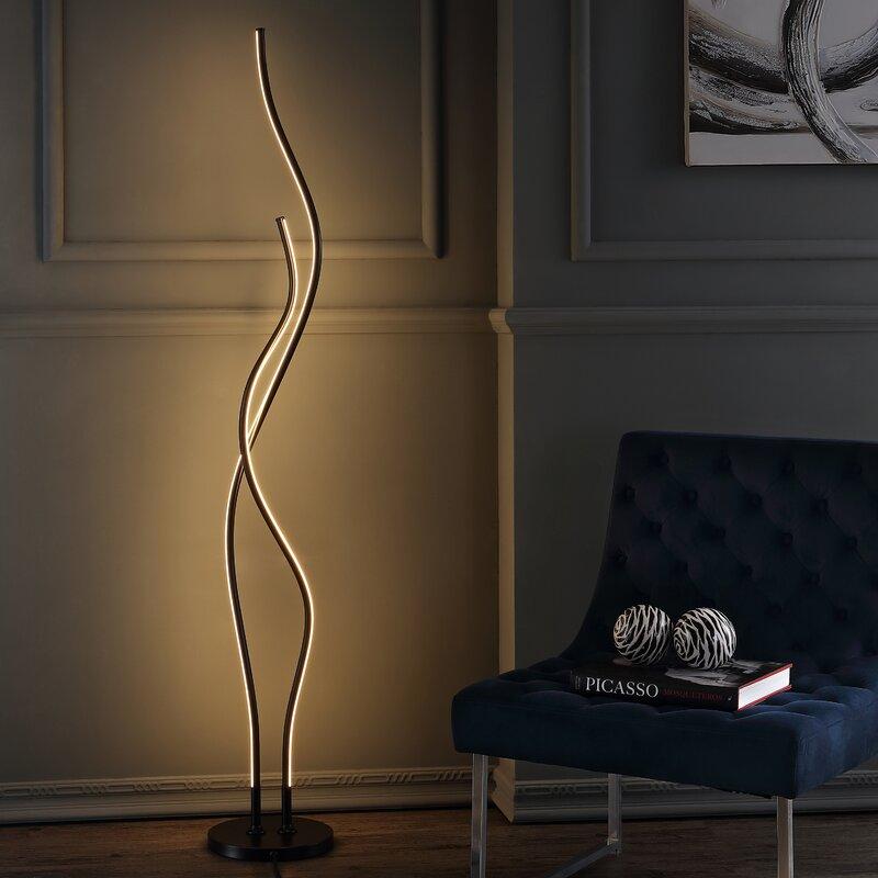 Tyrol 64 Led Novelty Floor Lamp