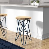 Kenzie Bar & Counter Stool by Mercury Row