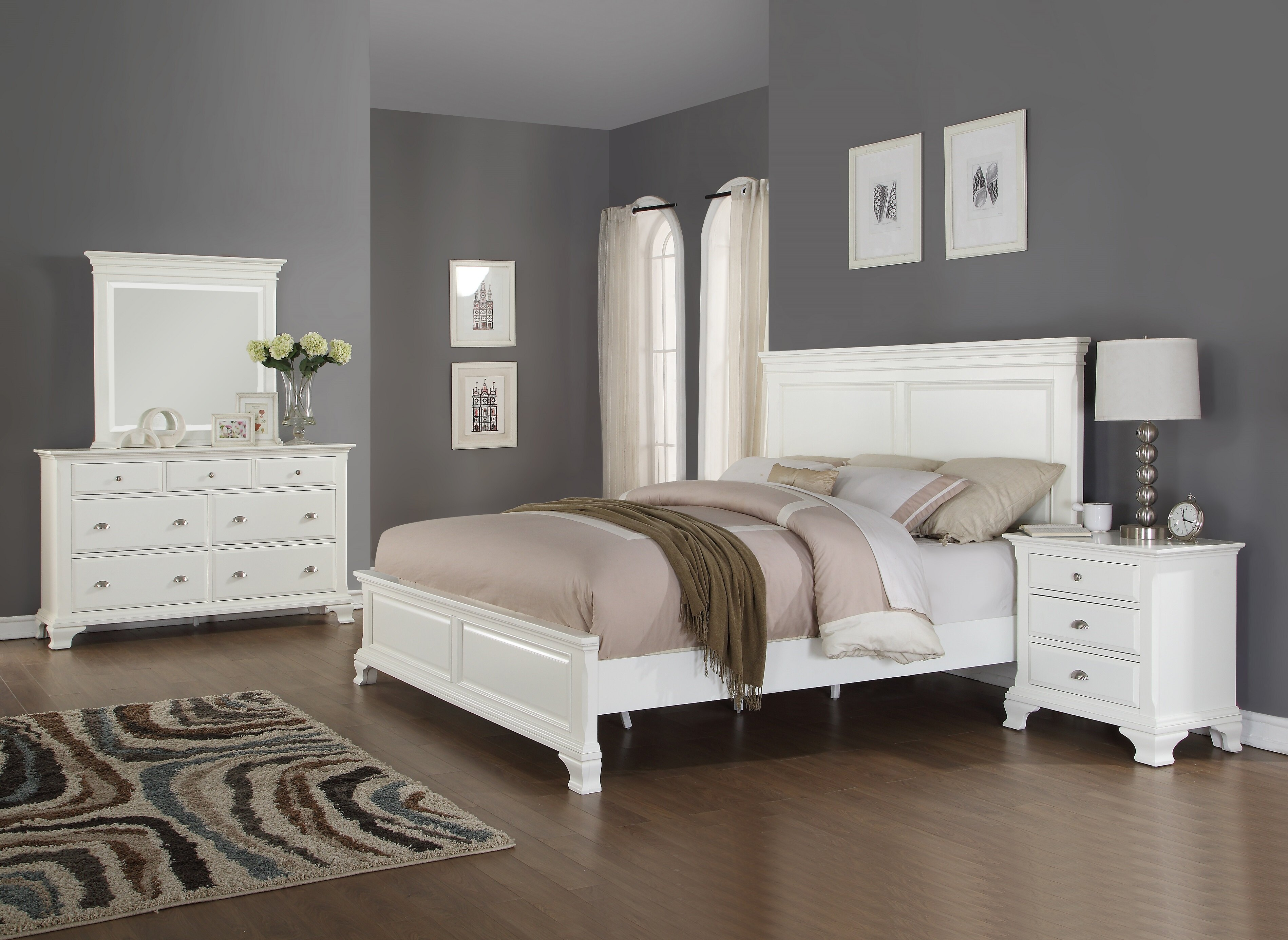 Fabulous Solid Wood Bedroom Sets Youll Love In 2019 Wayfair Home Interior And Landscaping Ologienasavecom