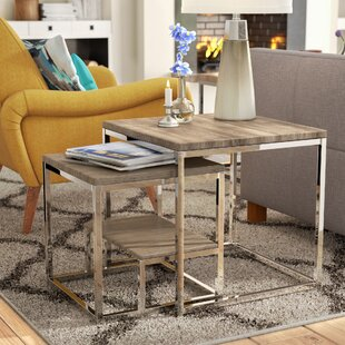 Looking for Philippos 2 Piece Nesting Tables ByMercury Row
