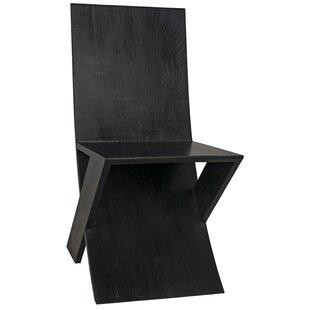Tech Side Chair by Noir
