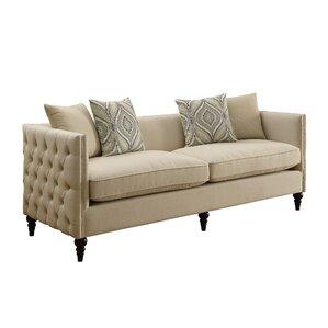 Dolson Chesterfield Sofa by Willa Arlo Inter..
