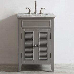 Grovetown 25 inch  Single Bathroom Vanity Set