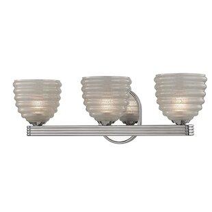 Thorton 3-Light Vanity Light by Hudson Valley Lighting
