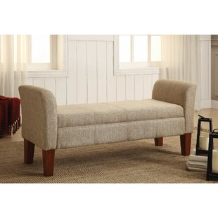 Alcott Hill Keown Practically High-toned Upholstered Bench