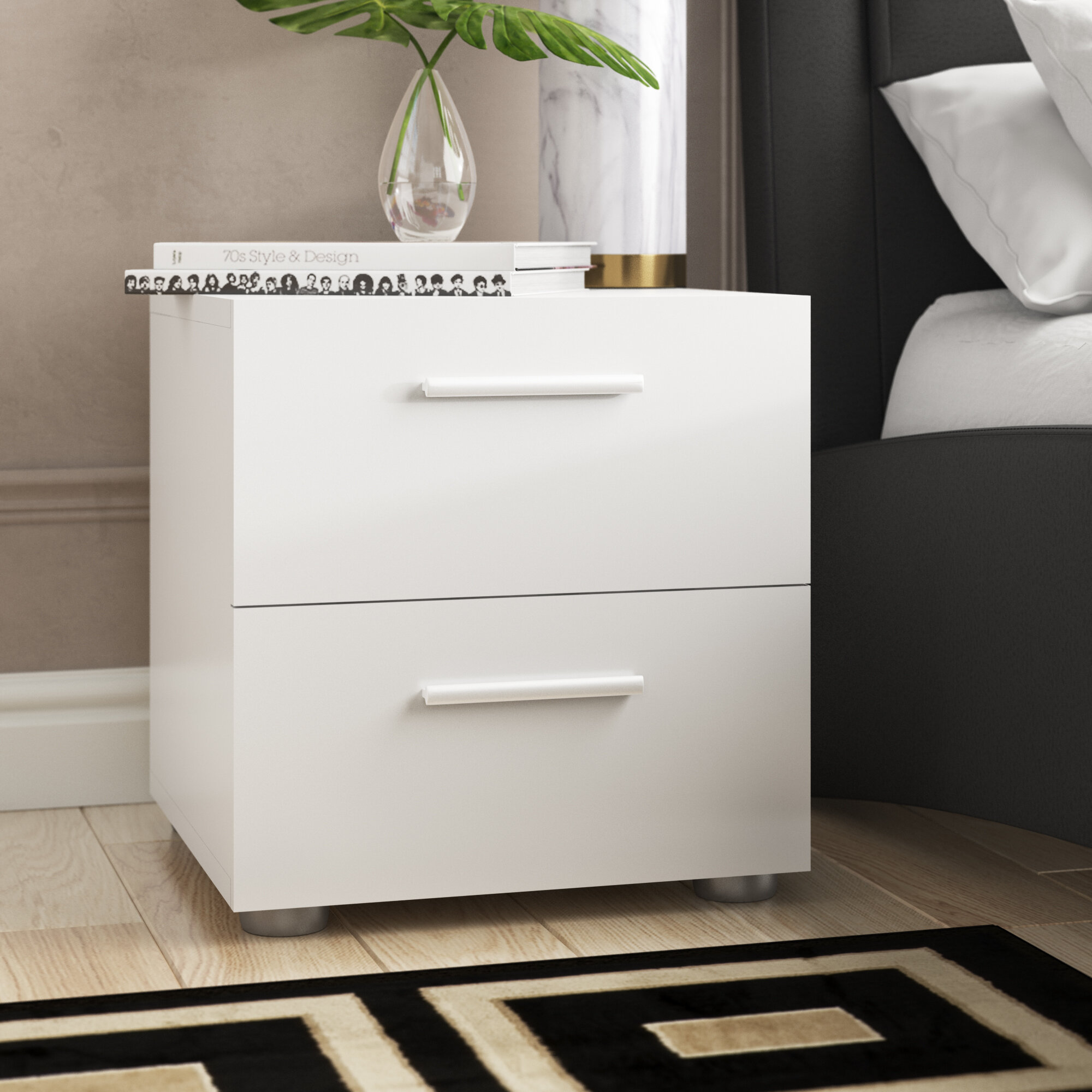 Modern Contemporary Nightstands You Ll Love In 2021 Wayfair