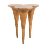 Butterfly Bar Height Mango Solid Wood Dining Table by Phillips Collection