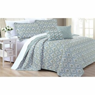 Galbraith 5 Piece Coverlet Set