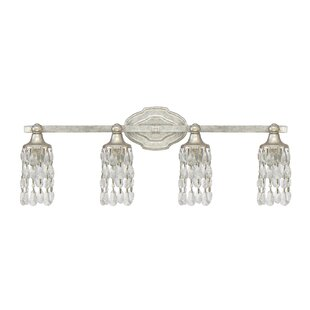 Willa Arlo Interiors Destrey 4-Light Vanity Light