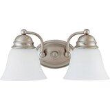 Poneto 2-Light Vanity Light byCharlton Home