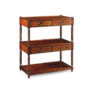 Buckingham Regency ThreeTier Etagere Bookcase