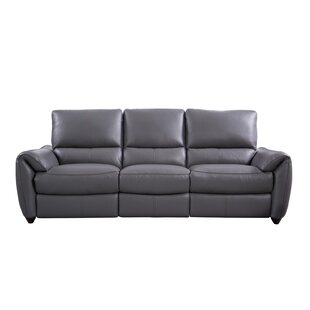 Ouellette Reclining Sofa by Orren Ellis 2019 Online
