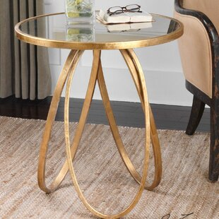 Uttermost Montrez End Table