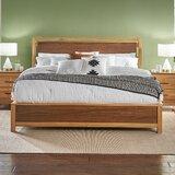Kenansville Solid Wood Platform Bed by Ebern Designs