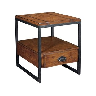 Umunhum End Table with Storage