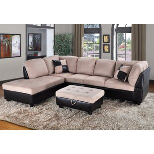 Winston Porter Fearon Sectional with Otto..