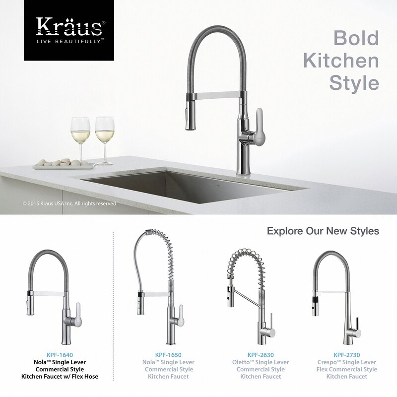 Cool Nola Pull Down Single Handle Kitchen Faucet Download Free Architecture Designs Photstoregrimeyleaguecom