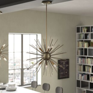 Trent Austin Design Antonie 7-Light Sputnik Chandelier
