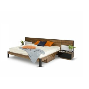 Cooke Platform 3 Piece Bedroom Set by Brayden Studio Modern