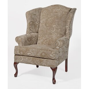 Reviews Chacko Wingback Chair by Charlton Home Reviews (2019) & Buyer's Guide