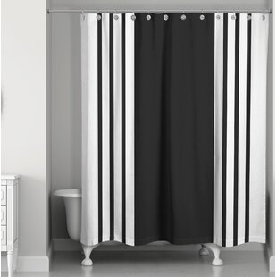 Mablethorpe Stripe Single Shower Curtain