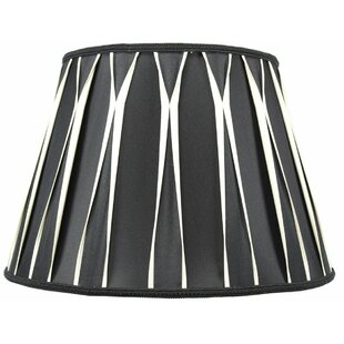 Check Prices Classics Brass 16 Burlap Fabric Empire Lamp Shade By Home Concept Inc
