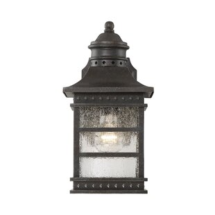 Partridge 1-Light Outdoor Wall lantern