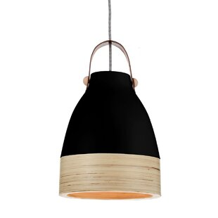 Cocoweb Norcia 1-Light LED Cone Pendant