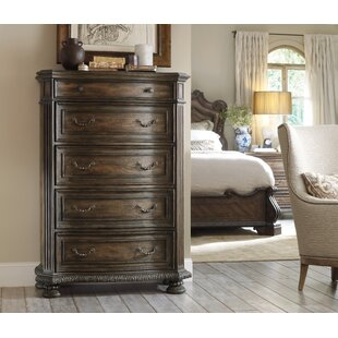 Rhapsody 5 Drawer Chest
