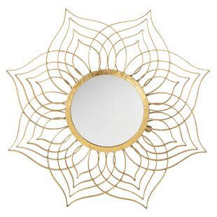 Bungalow Rose Maryville Accent Mirror