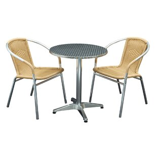Pepper 2 Seater Bistro Set By Sol 72 Outdoor