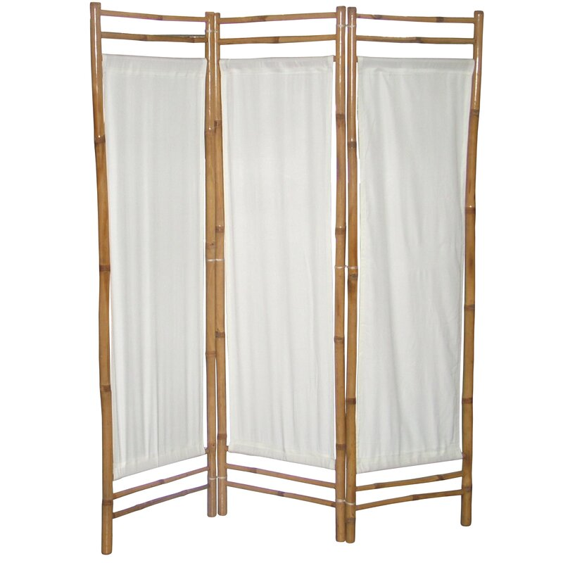 Bayou Breeze Foristell 3 Panel 5 25ft Room Divider Wayfair
