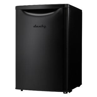 Contemporary Classic Essential 2.6 cu. ft. Compact/Mini Refrigerator